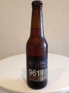 961 beer Lebanese pale ale
