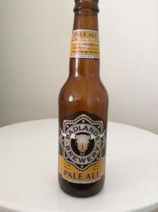 Badlands brewery pale ale