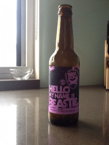 Brew dog bramble infused double ipa