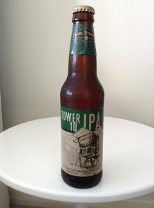 Karl Strauss brewing co tower 10 IPA