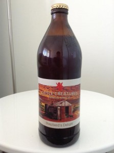 Little creatures, single batch shepherds delight red IPA