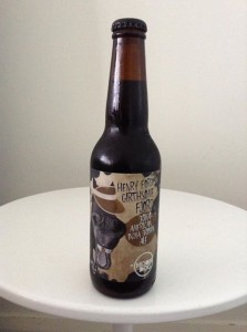 Moon dog Belgo-American India brown ale