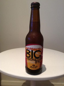 Murrays big Wednesday IPA