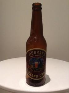 Murrays craft brewing co grand cru