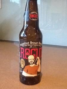 Rogue hazelnut brown ale
