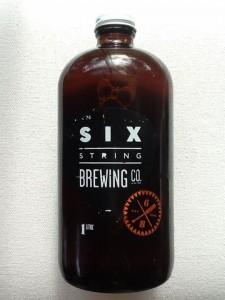 Six strings pale ale