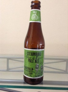 Steam rail pale ale