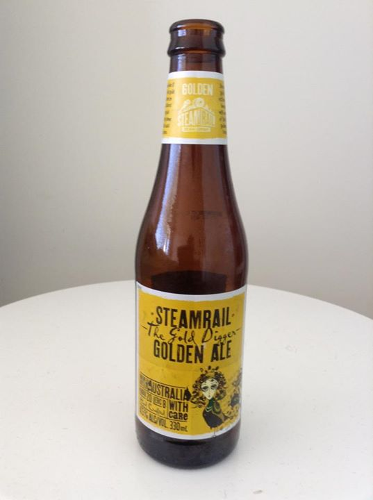 Steamrail Golden Ale