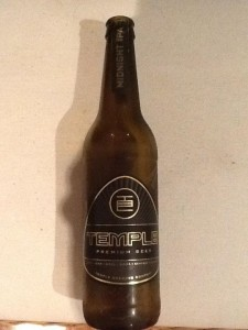 Temple midnight IPA