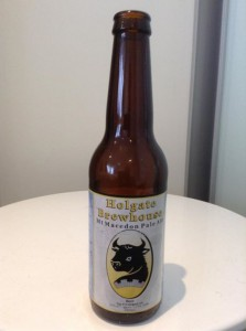 Holgate mt Macedonia pale ale