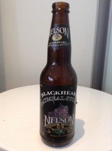 Nelson brewing co oatmeal stout